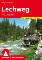 Rother wandelgids Lechweg | Rother Wanderführer 9783763344819  Bergverlag Rother RWG  Meerdaagse wandelroutes, Wandelgidsen Tirol & Vorarlberg