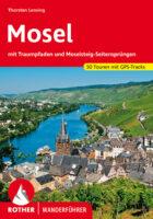 Rother wandelgids Mosel | Rother Wanderführer 9783763345076  Bergverlag Rother RWG  Wandelgidsen Moezel, van Trier tot Koblenz