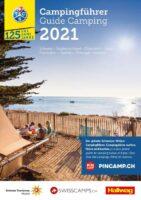 TCS-Campingführer Schweiz 2021 9783828309555  Hallwag/TCS   Campinggidsen Zwitserland