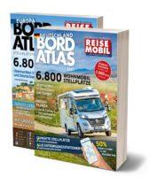 Bordatlas 2021 | campergids Duitsland/Europa 9783928803946  Dolde Medien   Campinggidsen, Op reis met je camper Europa