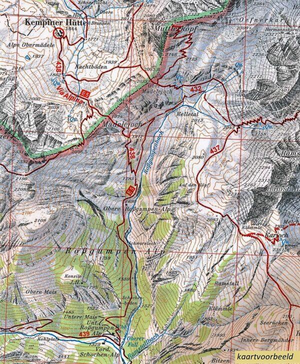 AV-05/1 Karwendel West [2020] Alpenvereinskarte wandelkaart 9783937530994  AlpenVerein Alpenvereinskarten  Wandelkaarten Tirol & Vorarlberg