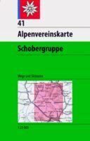 AV-41  Schobergruppe [2020] Alpenvereinskarte wandelkaart 9783948256074  AlpenVerein Alpenvereinskarten  Wandelkaarten Salzburg, Karinthië, Tauern, Stiermarken