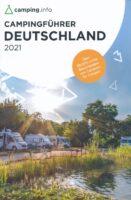 Campingführer Deutschland 2021 9783982088051  Camping.Info   Campinggidsen Duitsland