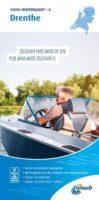 WTK-04 Drenthe Waterkaart 9789018045999  ANWB ANWB Waterkaarten  Watersportboeken Drenthe