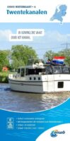 WTK-06 Twentekanalen Waterkaart 9789018046019  ANWB ANWB Waterkaarten  Watersportboeken Twente
