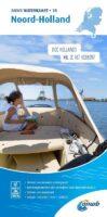 WTK-10 Noord-Holland Waterkaart 9789018046057  ANWB ANWB Waterkaarten  Watersportboeken Noord-Holland