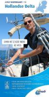 WTK-12 Hollandse Delta Waterkaart 9789018046071  ANWB ANWB Waterkaarten  Watersportboeken Den Haag, Rotterdam en Zuid-Holland