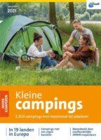 Kleine Campings 2021 9789018047726  ANWB ANWB Campinggidsen  Campinggidsen Europa