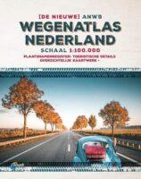 ANWB Wegenatlas Nederland 1/100.000 (spiraalband) 9789018048037  ANWB ANWB Wegenatlassen  Wegenatlassen Nederland