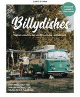 Billydishes | kookboek voor korte kampeertrips 9789018048044 Carlo & Linda Vingerling ANWB   Culinaire reisgidsen Nederland