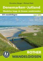 Denemarken-Jutland | Rother wandelgids 9789038928005  Elmar RWG  Wandelgidsen Jutland