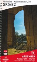 GR-5/E2 traject 1: Ardennen  wandelgids GR5 9789083086903  De Wandelende Cartograaf   Lopen naar Rome, Meerdaagse wandelroutes, Wandelgidsen Wallonië (Ardennen)