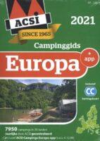 ACSI Campinggids Europa 2021 (+ app) 9789493182035  ACSI   Campinggidsen Europa