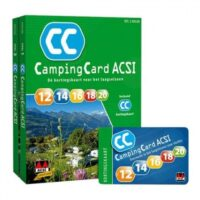 ACSI CampingCard 2021 9789493182073  ACSI   Campinggidsen Europa