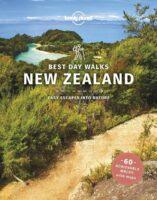 New Zealand Best Day Walks | wandelgids Lonely Planet 9781838691219  Lonely Planet Best Day Walks  Wandelgidsen Nieuw Zeeland