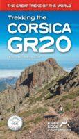 Trekking the Corsica GR20   wandelgids GR-20 9781912933051 Andrew McCluggage Knife Edge   Meerdaagse wandelroutes, Wandelgidsen Corsica