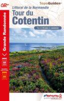 TG-200  Tour du Cotentin  | wandelgids GR-223 9782751411229  FFRP topoguides à grande randonnée  Meerdaagse wandelroutes, Wandelgidsen Normandië