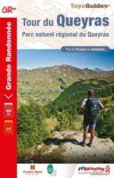 TG-505  Tour du Queyras | wandelgids GR-58 9782751411267  FFRP topoguides à grande randonnée  Meerdaagse wandelroutes, Wandelgidsen Écrins, Queyras