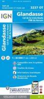3237OT  Glandasse, Châtillon-en-Diois | wandelkaart 1:25.000 9782758539810  IGN IGN 25 Ardèche / Drôme  Wandelkaarten Ardèche, Drôme, Franse Alpen: noord