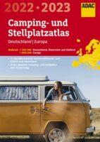 ADAC Camping- und Stellplatzatlas Deutschland/Europa 2021 9783826422713  ADAC   Campinggidsen, Op reis met je camper Duitsland, Europa