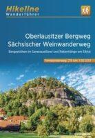Oberlausitzer Bergweg, Sächsischer Weinwanderweg | wandelgids 9783850009355  Esterbauer Hikeline wandelgidsen  Meerdaagse wandelroutes, Wandelgidsen Sächsische Schweiz, Elbsandsteingebirge, Erzgebirge