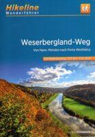 Weserbergland-Weg | wandelgids 9783850009362  Esterbauer Hikeline wandelgidsen  Meerdaagse wandelroutes, Wandelgidsen Lüneburger Heide, Hannover, Weserbergland