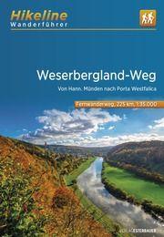 Weserbergland-Weg   wandelgids 9783850009362  Esterbauer Hikeline wandelgidsen  Meerdaagse wandelroutes, Wandelgidsen Lüneburger Heide, Hannover, Weserbergland