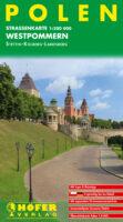 PL-001  Polen Westpommern 1:200.000 9783931103705  Höfer Verlag   Landkaarten en wegenkaarten Polen