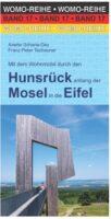 Mit dem Wohnmobil durch den Hunsrück in die Eifel | campergids 9783939789178  Womo   Op reis met je camper, Reisgidsen Moezel, van Trier tot Koblenz