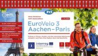 Eurovelo 3 | fietgids Aken - Parijs 9783969900352  ADFC / BVA ADFC-Radausflugsführer  Fietsgidsen, Meerdaagse fietsvakanties Europa