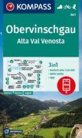 KP-041 Vinschgauer Oberland   Kompass wandelkaart 9783991211167  Kompass Wandelkaarten Kompass Italië  Wandelkaarten Zuid-Tirol, Dolomieten
