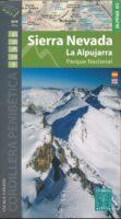 Sierra Nevada 1:40.000 9788480908177  Editorial Alpina Wandelkaarten Spanje  Wandelkaarten Andalusië