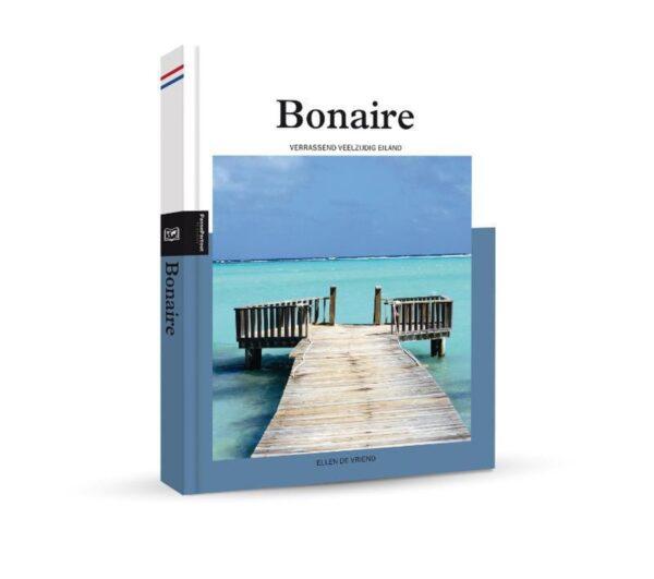 Bonaire   reisgids 9789493160910  Edicola   Reisgidsen Aruba, Bonaire, Curaçao