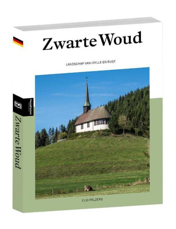 Zwarte Woud   reisgids 9789493201064 Elio Pelzers Edicola   Reisgidsen Zwarte Woud