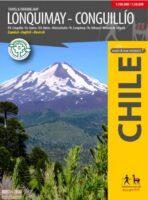 Trekking Map Chile: Lonquimay-Conguillío 1:100.000/1:50.000 9789568925420  Viachile Editores Trekking Maps  Wandelkaarten Chili