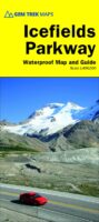 Icefields Parkway | wegenkaart 1:400.000 9781895526974  Gem Trek Publishing Wandelkaarten Canada  Landkaarten en wegenkaarten West-Canada, Rockies