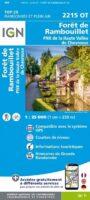 2215OT  Parc Haute Vallée Chevreuse | wandelkaart 1:25.000 9782758544845  IGN IGN 25 Île-de-France  Wandelkaarten Parijs, Île-de-France