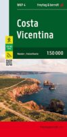 Costa Vicentina | wandelkaart 1:50.000 9783707918434  Freytag & Berndt Wandelkaarten Portugal  Wandelkaarten Zuid-Portugal, Algarve