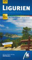 Ligurien | wandelgids Ligurië 9783899539820  Michael Müller Verlag MM Wandern  Wandelgidsen Genua, Ligurië