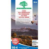 FRA50-4  Val Vermenagna | wandelkaart 1:50.000 9788897465386  Fraternali Editore Fraternali 1:50.000  Wandelkaarten Turijn, Piemonte