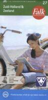 FKP-27 Zeeland & Zuid-Holland fietskaart 1:90.000 9789028704077  Falk Fietsknooppuntenkaart  Fietskaarten Den Haag, Rotterdam en Zuid-Holland, Zeeland