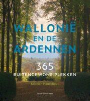 Wallonië en de Ardennen | reisgids 9789056157128 Kristien Hansebout Bornmeer Sterck & De Vreese  Reisgidsen Wallonië (Ardennen)