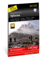Sylarna wandelkaart 1:20.000 9789188335678  Calazo Högalpina kartor  Wandelkaarten Zweden boven Uppsala