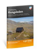 wandelatlas Kungsleden 1:50.000 wandelkaarten 9789188779946  Calazo   Meerdaagse wandelroutes, Wandelgidsen, Wandelkaarten Zweeds-Lapland (Norrbottens Län)
