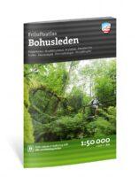 Outdoor wandelatlas Friluftsatlas Bohusleden 1:50.000 9789189371194  Calazo   Meerdaagse wandelroutes, Wandelgidsen, Wandelkaarten Zuid-Zweden