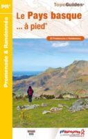 P642  Le Pays Basque | wandelgids Baskenland 9782751411137  FFRP Topoguides  Wandelgidsen Baskenland