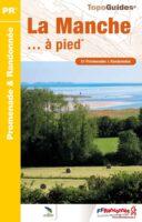 D050  La Manche... à pied | wandelgids Cotentin 9782751411397  FFRP Topoguides  Wandelgidsen Normandië