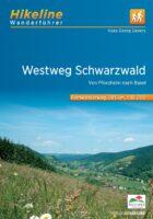 Westweg Schwarzwald | Hikeline Wanderführer (wandelgids) 9783850008136  Esterbauer Hikeline wandelgidsen  Lopen naar Rome, Meerdaagse wandelroutes, Wandelgidsen Zwarte Woud