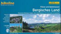Bikeline Bergisches Land, Flüsse und Bahntrassen | fietsgids 9783850008563  Esterbauer Bikeline  Fietsgidsen Düsseldorf, Wuppertal & Bergisches Land