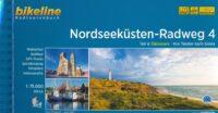 Bikeline Nordseeküsten-Radweg 4 | fietsgids 9783850009140  Esterbauer Bikeline  Fietsgidsen, Meerdaagse fietsvakanties Jutland